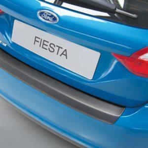 Ladekantenschutz ABS-Kunststoff Schwarz Ford Fiesta