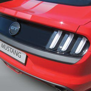 Ladekantenschutz ABS-Kunststoff Schwarz Ford Mustang lang